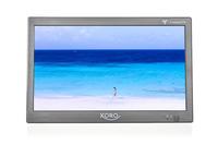 """Xoro PTL 1050 25.6 cm 10,1"""" DVB-T/T2 portabler Fernseher (EEK: A) LED Televizors"""