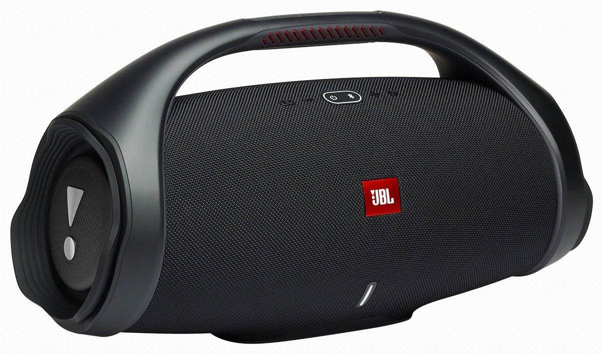 JBL BoomBox 2 Black pārnēsājamais skaļrunis