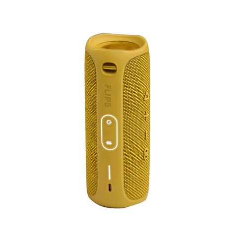 JBL Flip 5, Bluetooth speaker, IPX7, Yellow pārnēsājamais skaļrunis