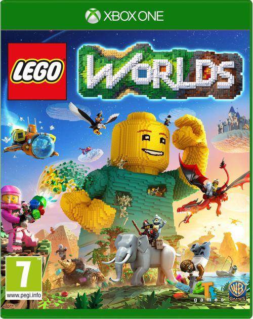 Game Xbox ONE Lego Worlds