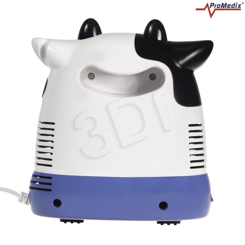 ProMedix inhalators PR-810 0.3ml/min, 8LPM, 55db, 1,5kg inhalators