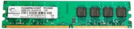 DDR2  2GB PC  800 CL5  G.Skill   2GBNT bulk operatīvā atmiņa