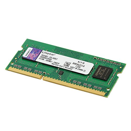 KINGSTON 4GB 1600MHz DDR3L Non-ECC CL11 operatīvā atmiņa