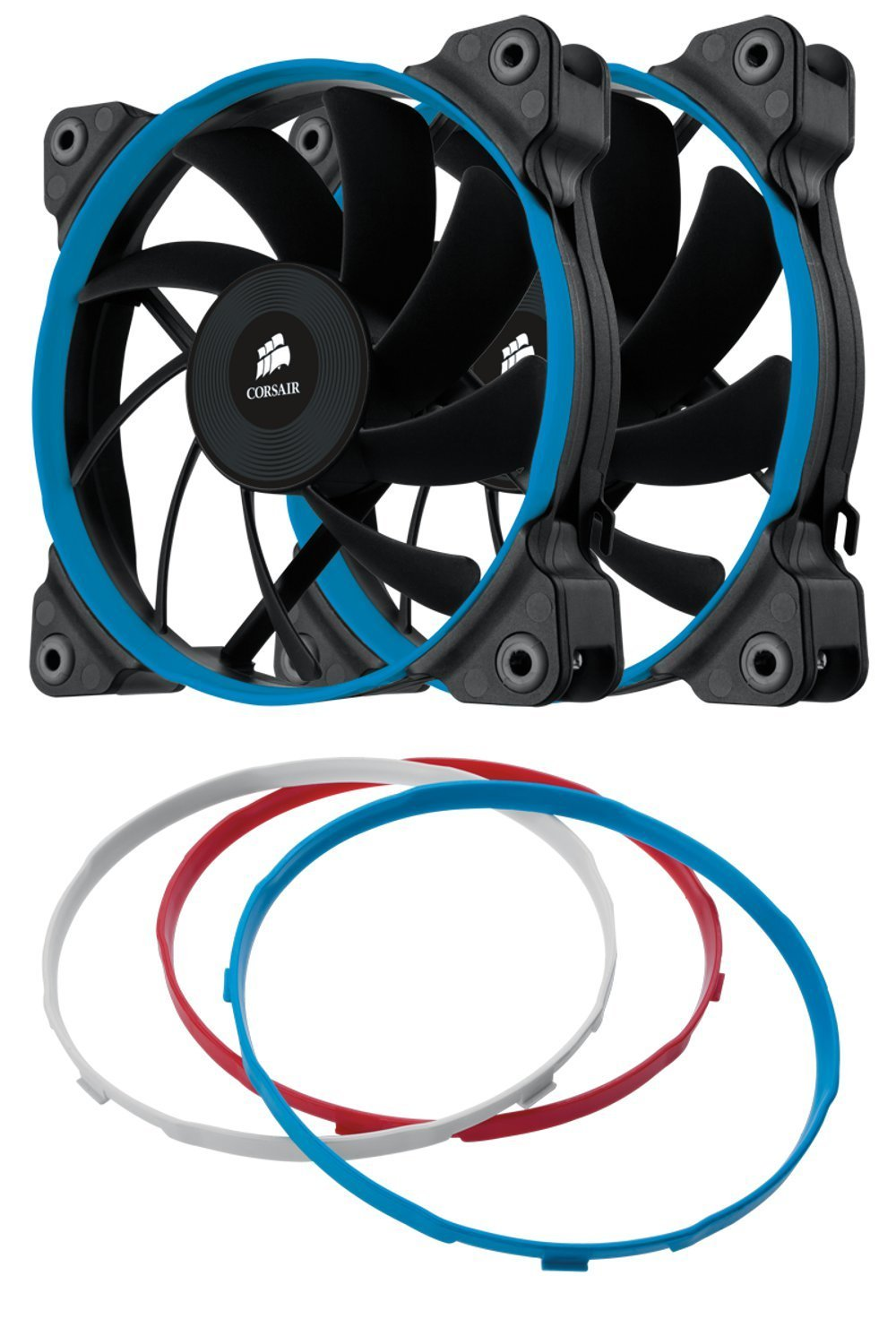 Corsair Case Fan AF120 120mm CO-9050004-WW ventilators