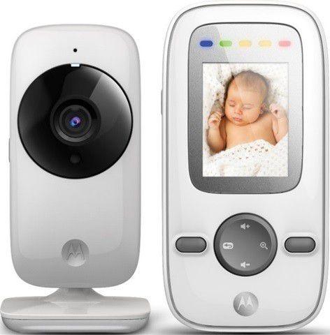 Niania Motorola MBP 481 NIANIA VIDEO (MOTOROLMBP481) Mazuļu uzraudzība