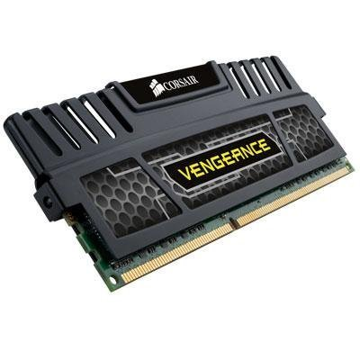 CORSAIR DDR3 1600MHz 8GB Vengeance operatīvā atmiņa