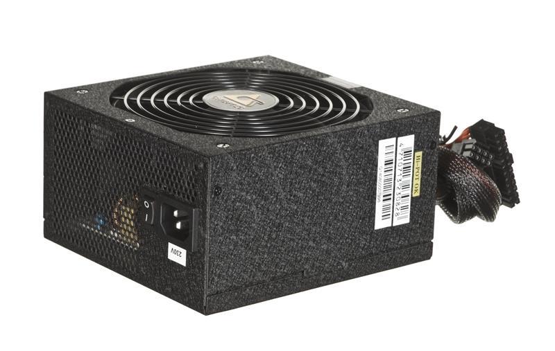 Chieftec ATX PSU A-90 series GDP-750C, 14cm fan, 750W retail Barošanas bloks, PSU