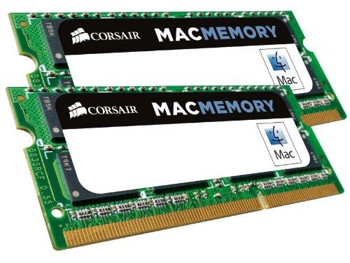 CORSAIR DDR3 8GB 1333Mhz Apple Sodimm operatīvā atmiņa