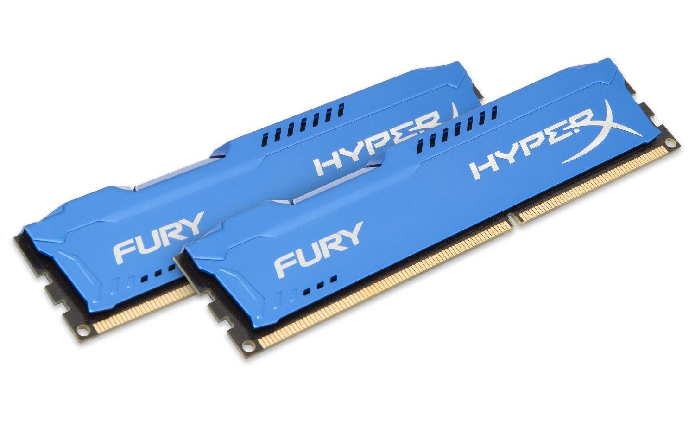 KINGSTON 8GB 1600MHz DDR3 CL10 DIMM operatīvā atmiņa