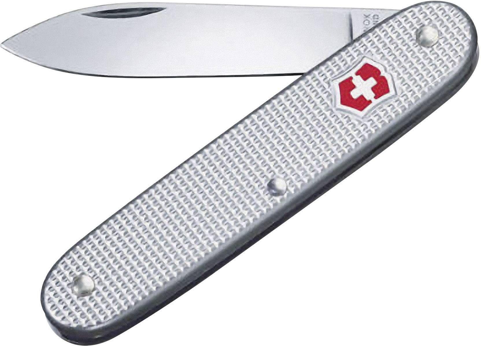 Victorinox Scyzoryk srebrny, aluminium chropowate, 93mm 0.8000.26 dārza nazis