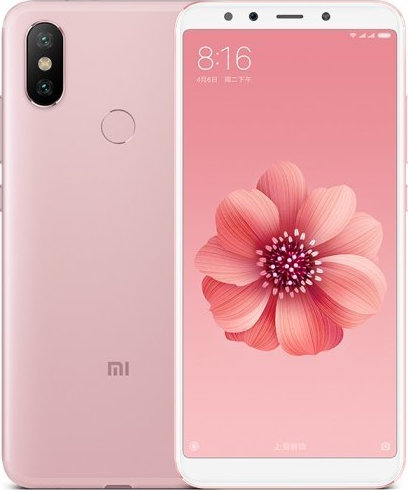 Xiaomi Mi A2 4GB/64GB rose gold Mobilais Telefons