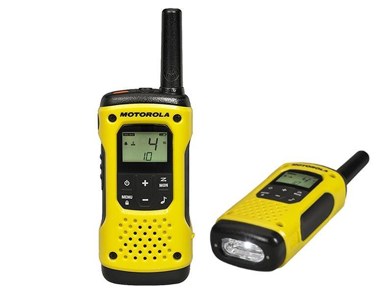 Motorola TLKR T92 H2O rācijas