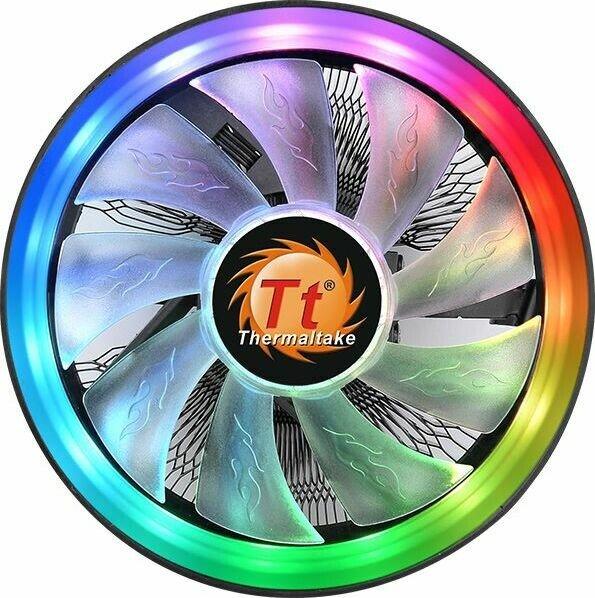 Thermaltake UX100 ARGB Lighting CPU-K?hler procesora dzesētājs, ventilators