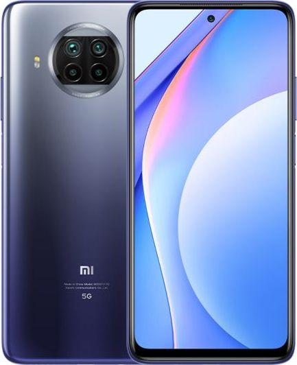 Smartfon Xiaomi Mi 10T Lite 5G 64 GB Dual SIM Atlantic Blue (29891) XIA-SM-000387 Mobilais Telefons