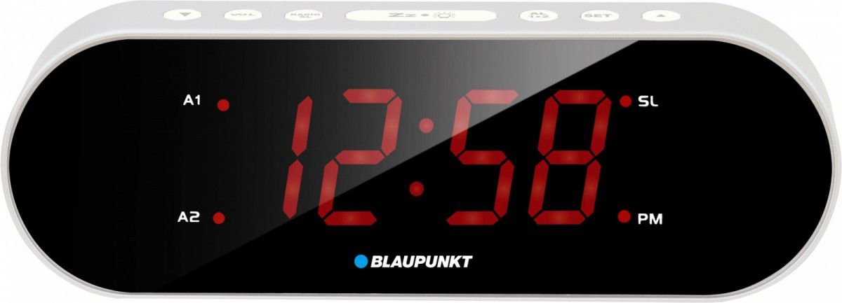 BLAUPUNKT CR6SL    CLOCKRADIO FM PLL radio, radiopulksteņi