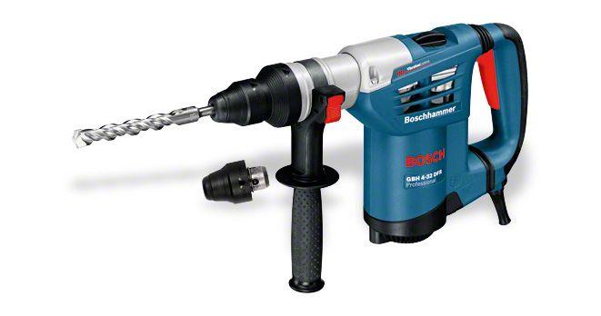 Bosch Mlot udarowo-obrotowy GBH 4-32 DFR Professional SDS-plus 4,2J 900W (0.611.332.101) 0611332101