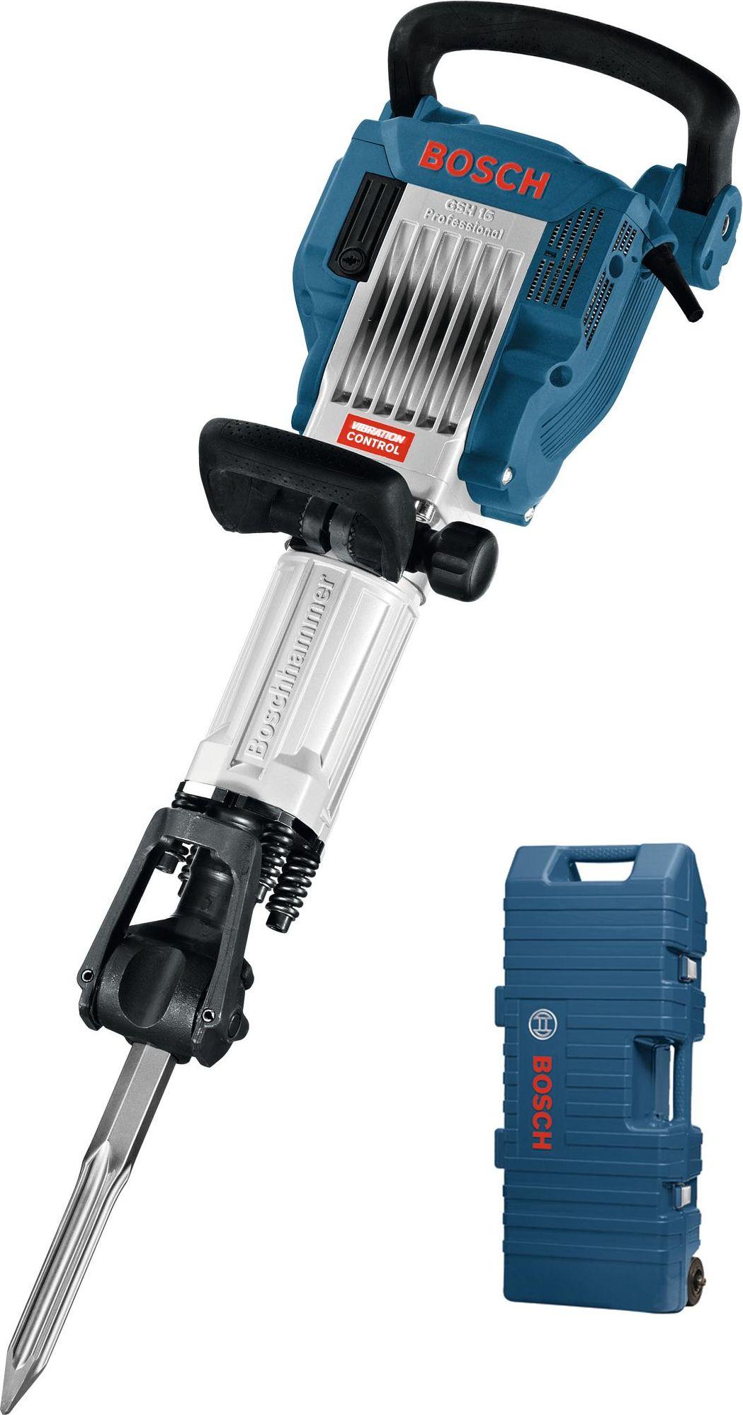 Bosch Mlot wyburzeniowy GSH 16-28 Professional 1750W 41J (0.611.335.000) B 611335000