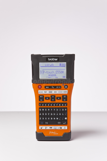 Brother P-touch PTE-550WVP uzlīmju printeris