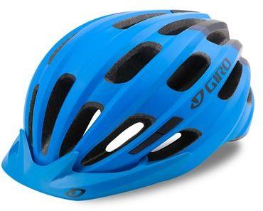 GIRO BELL Junior juvenile helmet GIRO HALE matte blue size Universal (50-57 cm) - GR-7089356