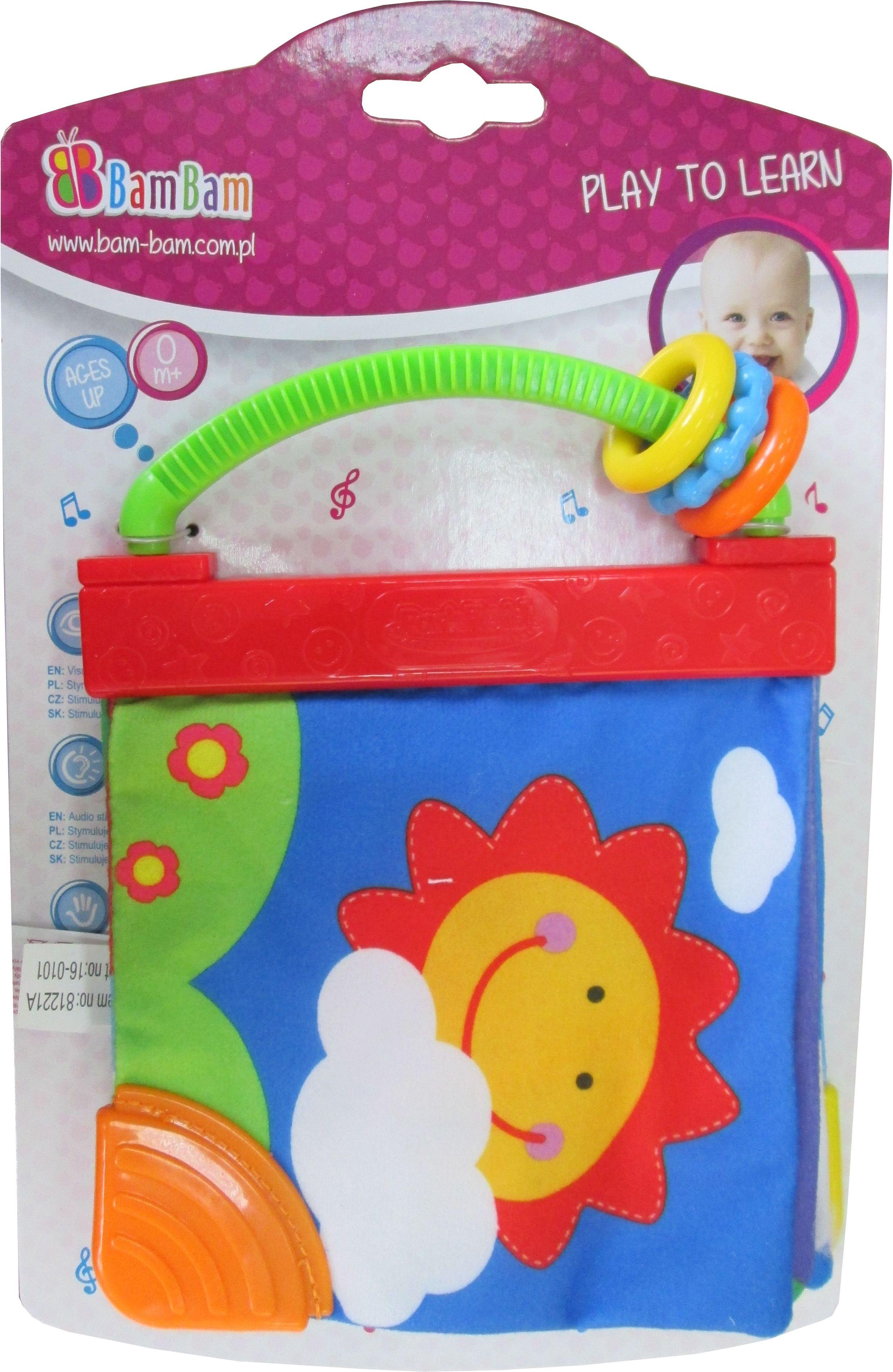 BamBam Bam Bam Booklet Sun 377137 - WIKR-1036921