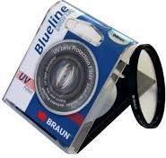 Optical filter BRAUN     Blueline UV 46mm UV Filtrs