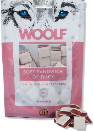 Brit WOOLF 100g SOFT SANDWICH DUCK VAT003194