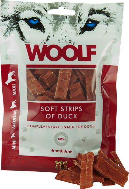 Brit WOOLF 100g SOFT STRIPE DUCK VAT005652