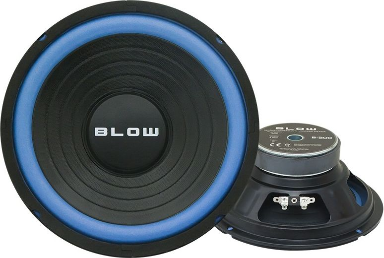 Blow car 150W 8Ohm B-200 8 '' (30-552 #) SubWoofer