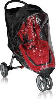 BABY JOGGER Foil rainproof for baby stroller City Mini 90451 (transparent color) bērnu ratiņi