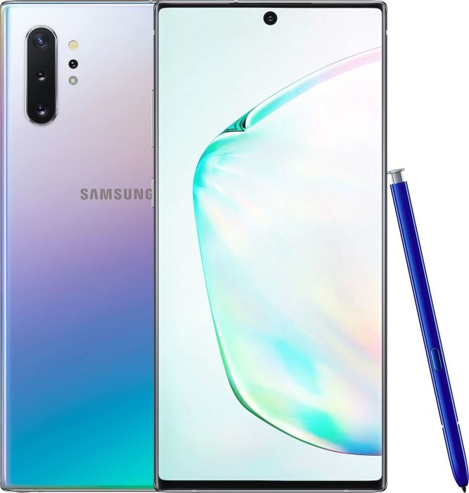 Samsung Galaxy Note10+ 12GB/256GB Aura Glow Mobilais Telefons