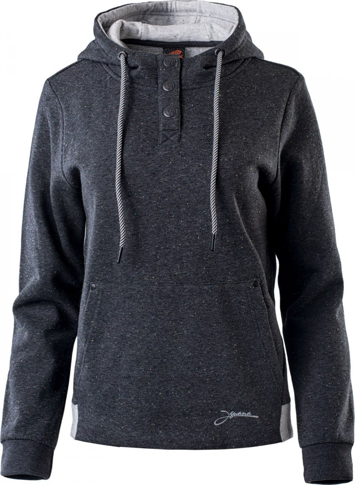 Iguana Women's Sweatshirt Cassia W dark gray melange s