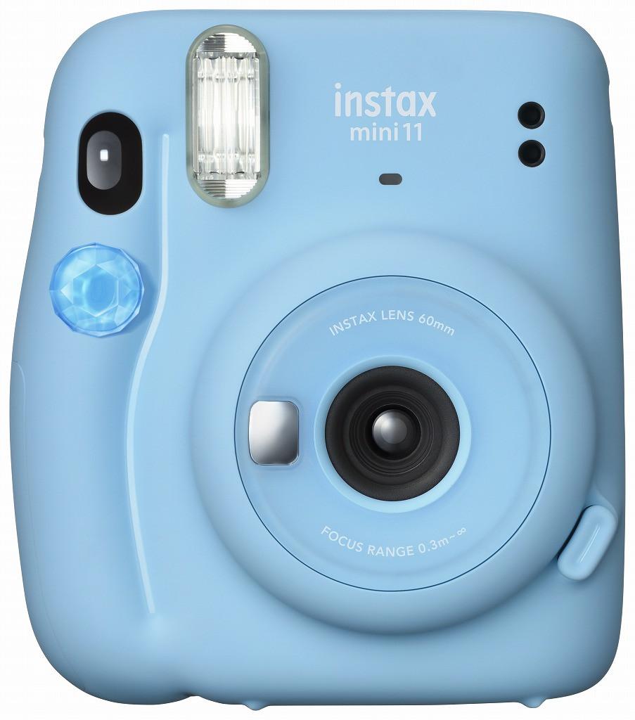 Fujifilm Instax Mini 11 Sky Blue Digitālā kamera