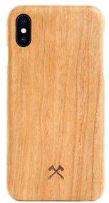 Woodcessories EcoCase Kevlar iPhone X cherry