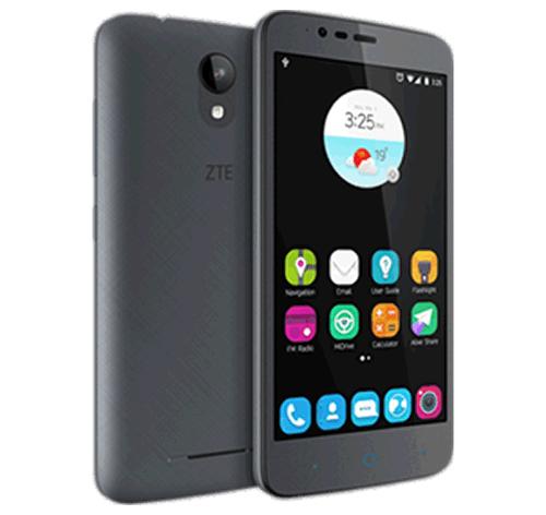 ZTE Blade A310 Dual SIM 1GB/8GB Grey Mobilais Telefons