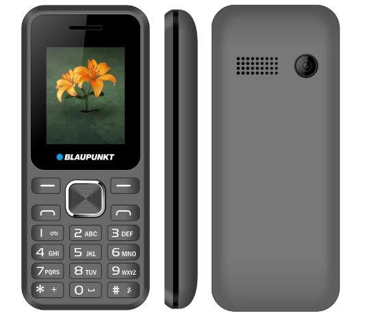 Blaupunkt FS 04 gray-black Mobilais Telefons
