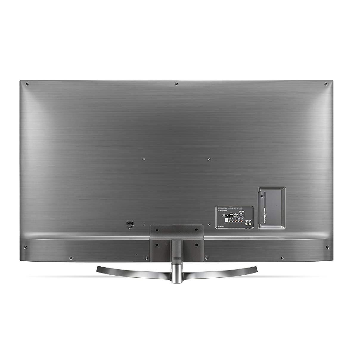 "LG 49UK7550MLA 4K/Smart/49""/3840x2160/Wireless LAN/Bluetooth/webOS LED Televizors"