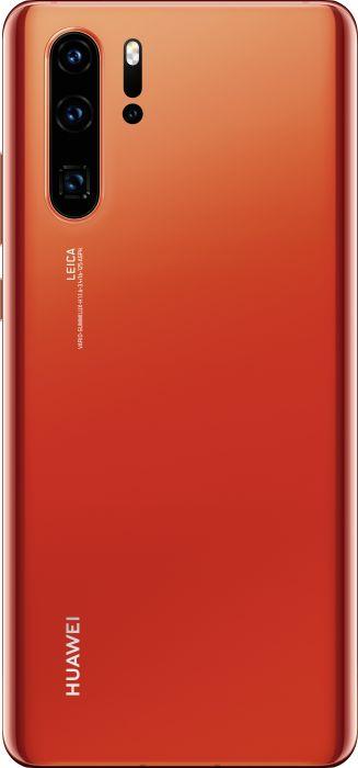Huawei P30 Pro 8GB/128GB Amber Sunrise Mobilais Telefons