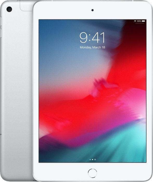 Apple iPad mini Wi-Fi + Cell 256GB silver Planšetdators