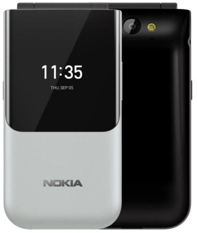 Nokia 2720 Flip black Mobilais Telefons
