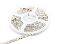 Whitenergy Flexible LED Strip 5m waterproof | 60psc/m| 5050| 14.4W/m| 6500K cold white apgaismes ķermenis