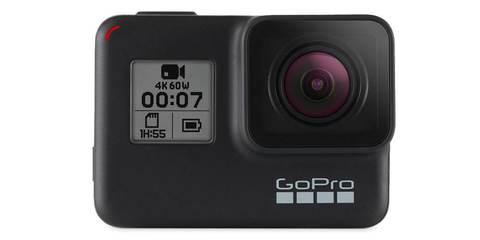 GoPro Hero 7 Black Action Camera Black sporta kamera