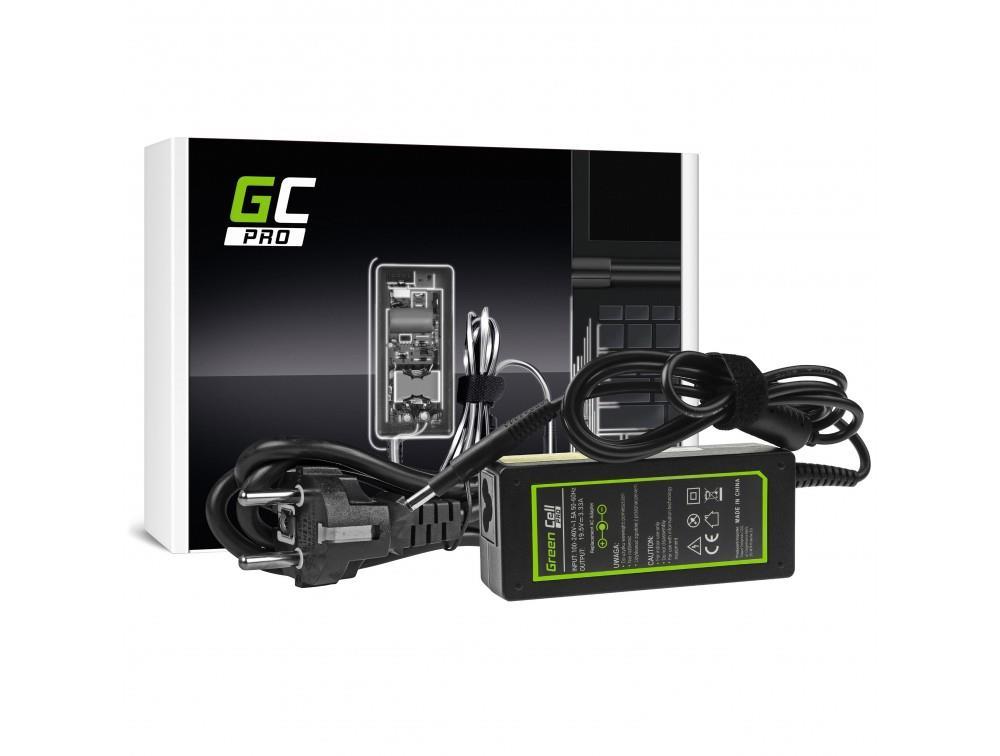 Green Cell PRO 19.5V 3.33A 65W for HP Pavilion 15-B 15-B020 portatīvo datoru lādētājs