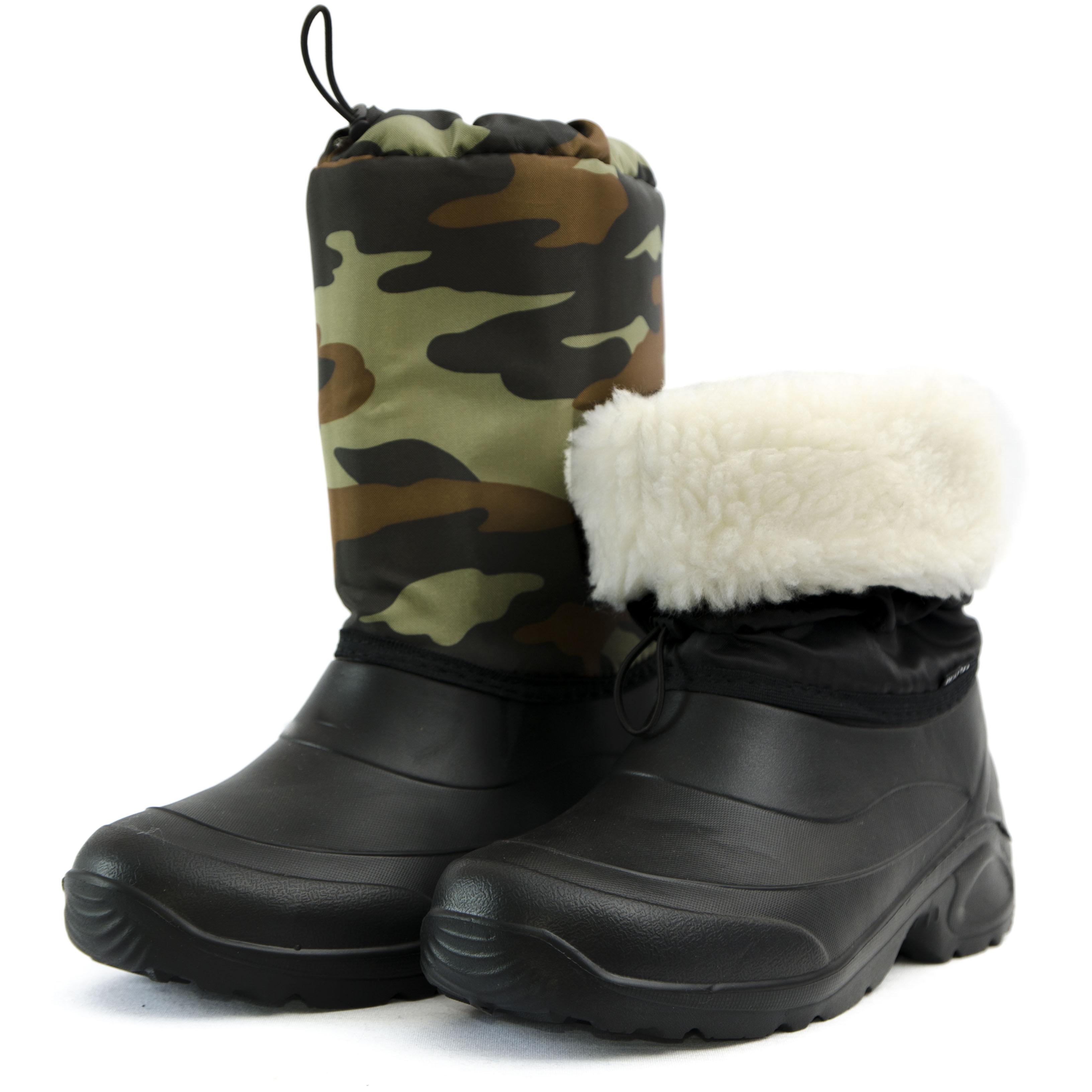Zabaki EVA-KS21 44.izm ar siltu manzeti Gumijas apavi