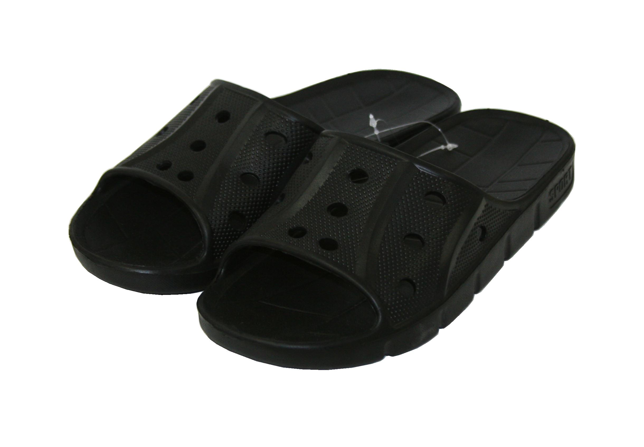 BESK Pludmales apavi viriesu 49.izmers melni