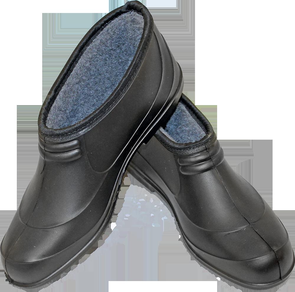 Galosas siltinatas PVC 45 izm. Gumijas apavi