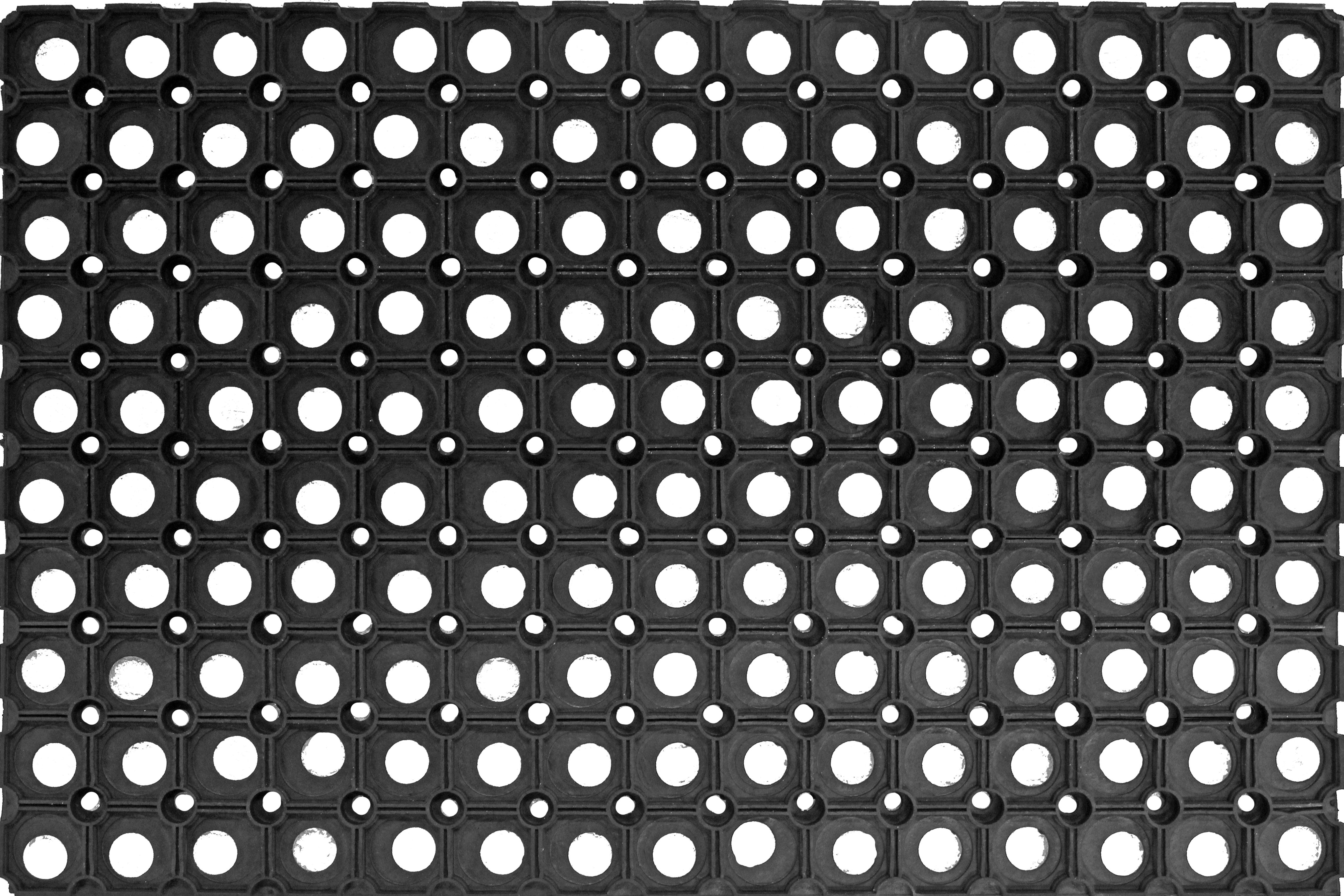 BESK Kajslaukis 40x60x1,6cm gumijas Kopšanas līdzekļi apaviem