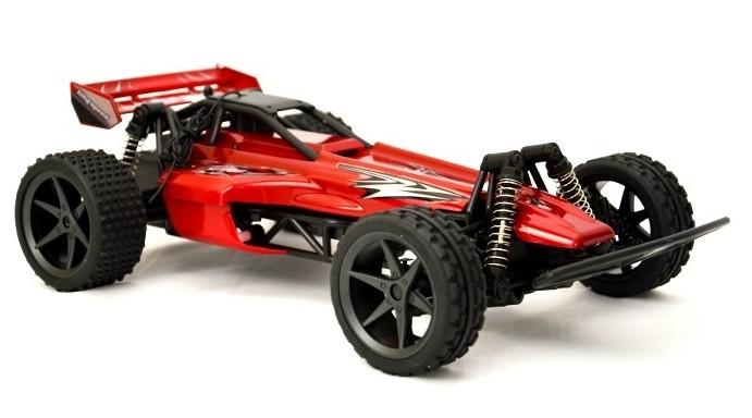 Buggy High-speed Racing Car 2WD - Red Radiovadāmā rotaļlieta