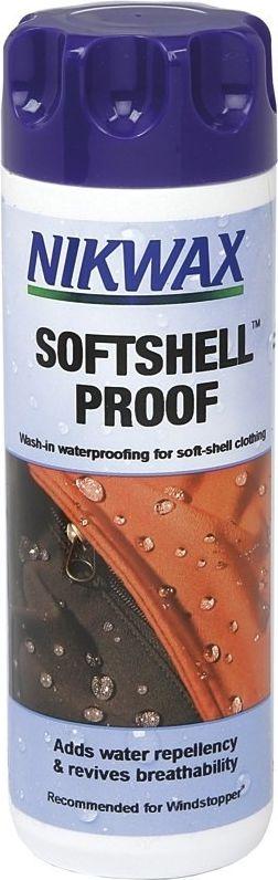 Nikwax Garment Proof SoftShell Proof Wash-In (NI-38)