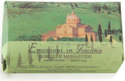 Nesti Dante Emozioni In Toscana Villages & Monasteries toilet soap 250g