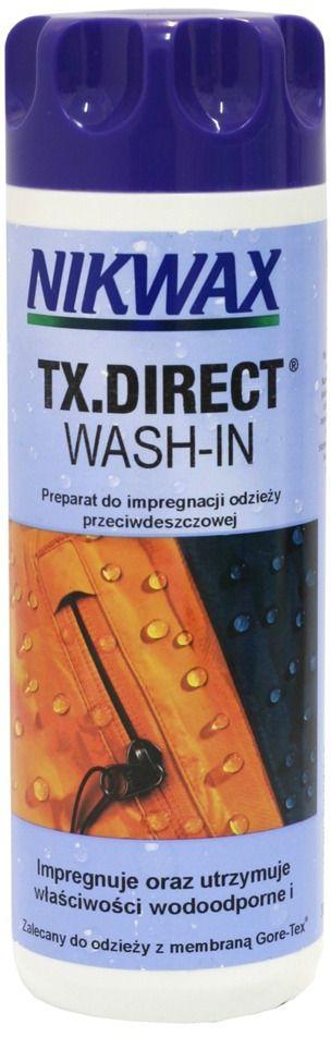 Nikwax Waterproofing for Rainwear TX Direct Wash-In 300ml (NI-12)